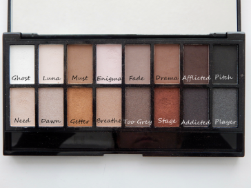 The Iconic Pro palette is a not very subtle dupe of the Lorac Pro palette – I have to admit, I kind of love how Makeup Revolution just take every popular ...