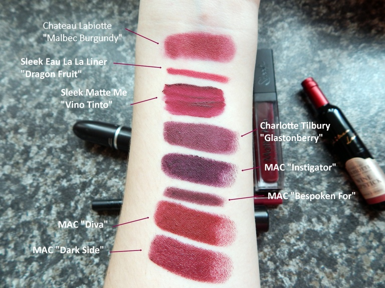 burgundy-purple-lipstick-swatches-2